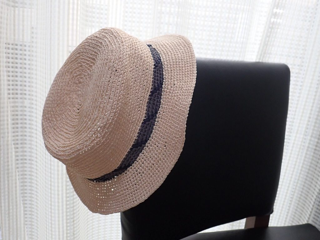 WechatIMG418 1024x768 - 驚き!ぺしゃんこの帽子が簡単に復活!!一体どうやって!?