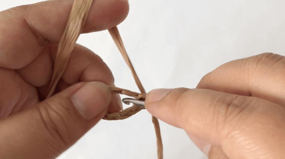 3fd94acea14d8ff05f21d03893cc7d6e 1 - ハンドメイド始めたい方必見!くさり編みと細編みだけ!簡単!「ブレスレットの編み方」【永久保存版❗】